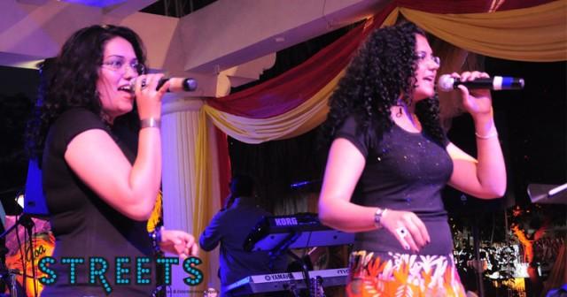 Artistes perform at Samba Square