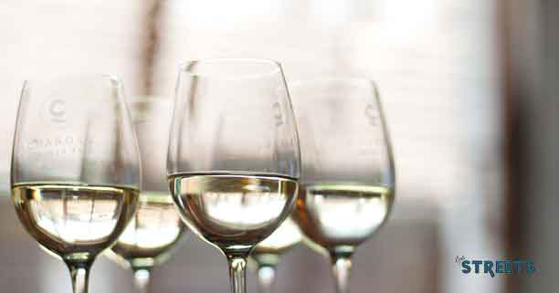 Charosa Wine Glasses