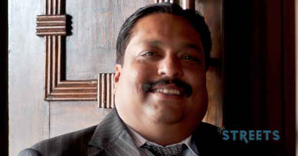 Parag Kamat, Chief Operating Officer,Charosa Wineries Ltd