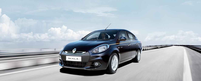 Renault Scala Travelogue Edition 2014