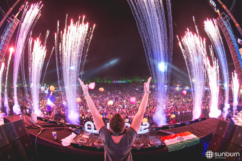 Sunburn Goa 2014