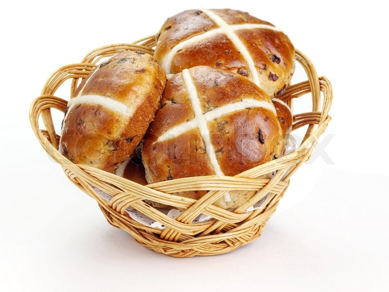 3555055-cross-buns-basket-with-fresh-hot-cross-buns