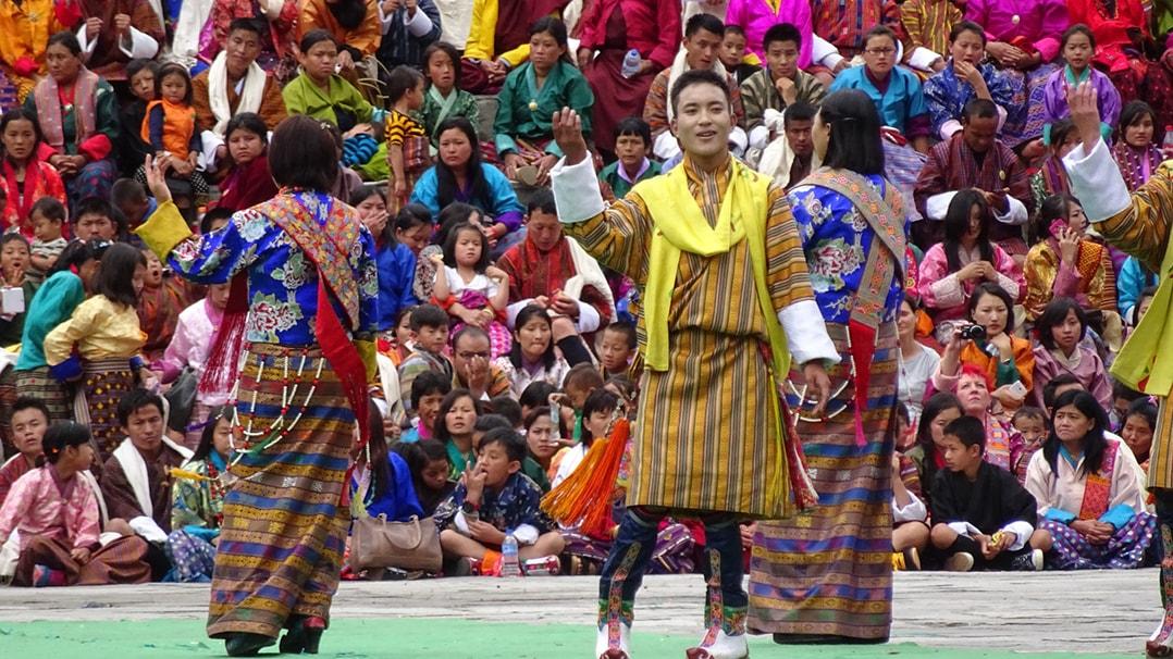 Tshechu festival in Bhutan 2 copy-min