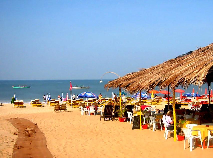 Baga-beach-goa